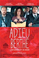 Adieu Berthe : L'enterrement de mémé (v.o.f.) Movie Poster