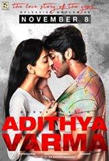 Adithya Varma Movie Poster