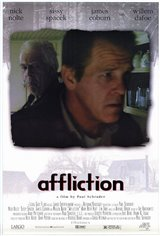 Affliction Movie Poster