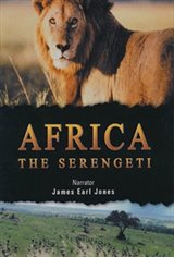 Africa: The Serengeti Movie Poster