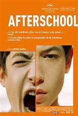 Afterschool Movie Poster