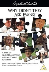 Agatha Christie's Why Didn't They Ask Evans? Movie Poster