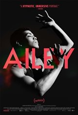Ailey Large Poster