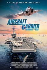 Aircraft Carrier: Guardians of the Seas 3D (2018) Movie Poster