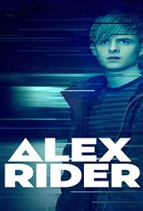 Alex Rider (Amazon Prime Video) Movie Poster