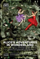 Alice's Adventures in Wonderland - The Royal Ballet Large Poster