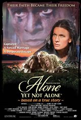 Alone Yet Not Alone Large Poster