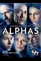 Alphas: Season One Movie Poster