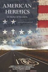 American Heretics: The Politics of the Gospel Movie Poster