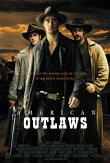 American Outlaws Movie Poster