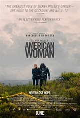 American Woman Large Poster