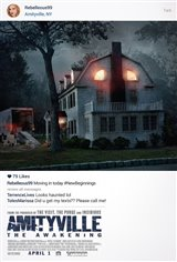 Amityville: The Awakening Movie Poster Movie Poster
