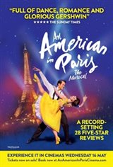 An American in Paris - The Musical Movie Poster