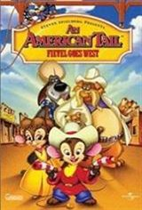 An American Tail: Feivel Goes West Movie Poster