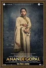 Anandi Gopal Movie Poster