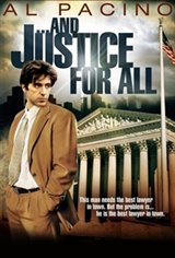 And Justice for All Movie Poster