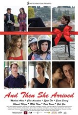 And Then She Arrived Movie Poster