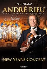 André Rieu - 2019 New Year's Concert from Sydney Large Poster
