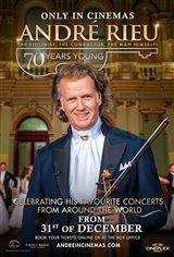 André Rieu: 70 Years Young Large Poster