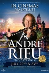 Andre Rieu's 2017 Maastricht Concert Movie Poster
