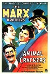 Animal Crackers (1930) Movie Poster