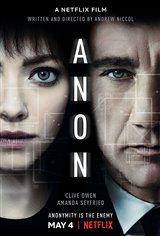 Anon (Netflix) Movie Poster