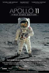 Apollo 11: First Steps 2D Movie Poster