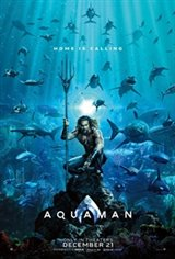 Aquaman: Fan Event 3D Large Poster