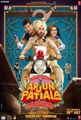 Arjun Patiala Large Poster