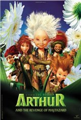 Arthur and the Revenge of Maltazard Movie Poster