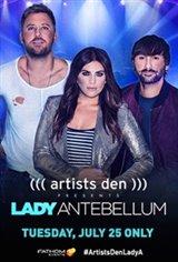 Artists Den Presents Lady Antebellum Movie Poster