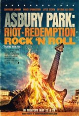 Asbury Park: Riot Redemption Rock 'n Roll Movie Poster