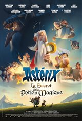Asterix: The Secret of the Magic Potion Movie Poster