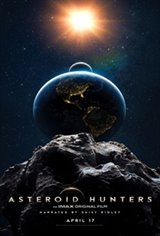 Asteroid Hunters Movie Poster