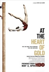 At the Heart of Gold: Inside the USA Gymnastics Scandal Large Poster