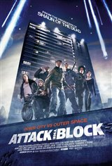 Attack the Block Movie Poster