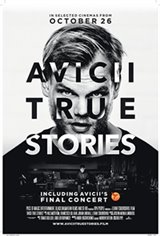 AVICII - True Stories Movie Poster
