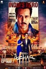 Azhar Movie Poster