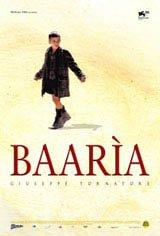 Baaria Movie Poster
