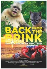 Back From the Brink: Saved From Extinction Movie Poster