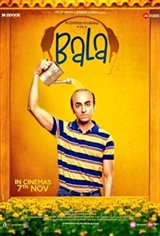 Bala (Hindi) Movie Poster