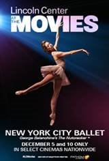 Balanchine's The Nutcracker from NYC Ballet Movie Poster