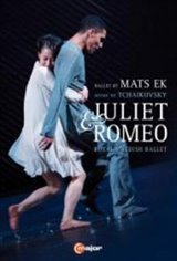 Ballet: Juliet & Romeo Movie Poster