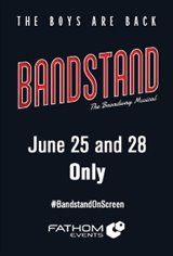 BANDSTAND: The Broadway Musical on Screen Movie Poster