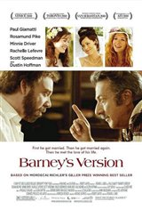 Barney's Version Movie Poster