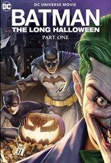 Batman: The Long Halloween, Part One Movie Poster