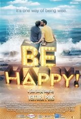 Be Happy! Large Poster