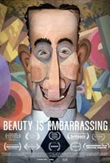 Beauty Is Embarrassing Movie Poster