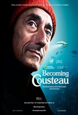 Becoming Cousteau Movie Poster
