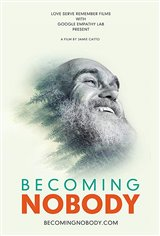 Becoming Nobody Movie Poster